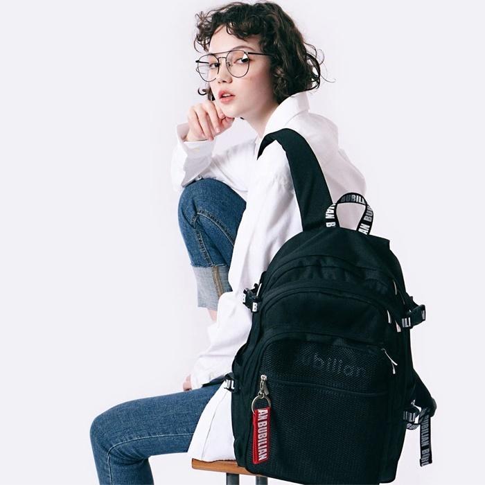 【10%OFFクーポン付】bubilian Point Label Key Holder ポイント ラベル キーホルダー タグ バッグに付ける バッグ用アクセサリー ロゴ入り カラフル かわいい バッグチャーム チャーム かばん スクールバッグ リュック メッセンジャーバッグ