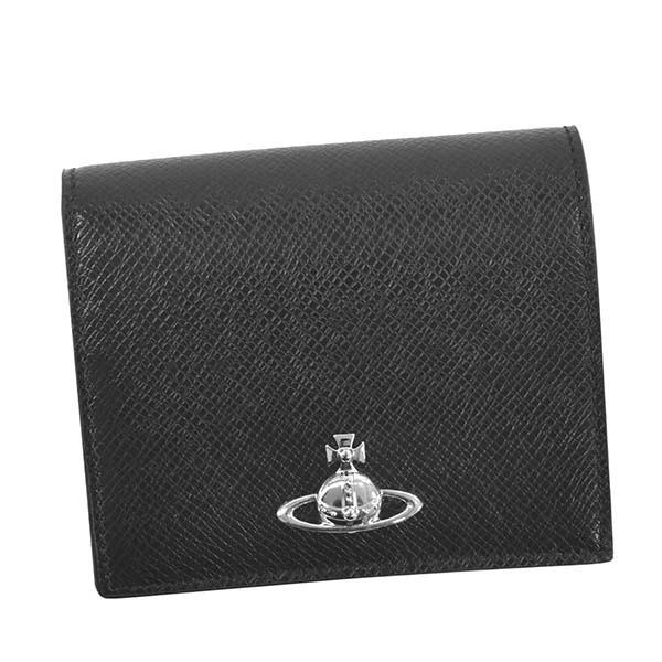 ヴィヴィアンウエストウッド Vivienne Westwood☆財布VWW 51010024 SOFIA【black 】【送料無料】※納期2~4日