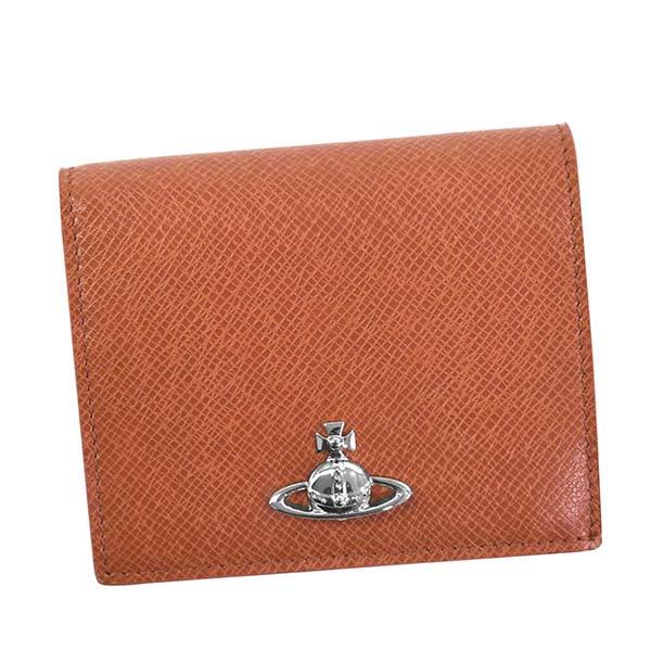 ヴィヴィアンウエストウッド Vivienne Westwood☆財布VWW 51010024 SOFIA【orange 】【送料無料】※納期2~4日