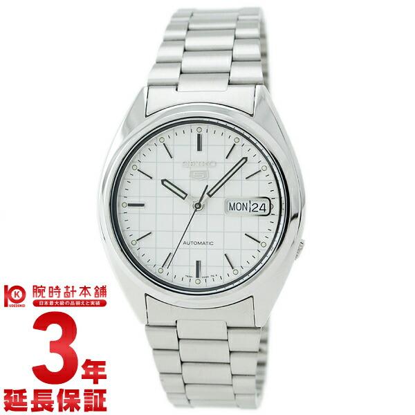 SEIKO5 [해외 수입품]세이코 5 역수입 모델 기계식(자동감김) SNXF05 맨즈 손목시계 시계