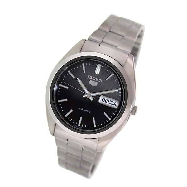 SEIKO5 [해외 수입품]세이코 5 역수입 모델 기계식(자동감김) SNX115 맨즈 손목시계 시계
