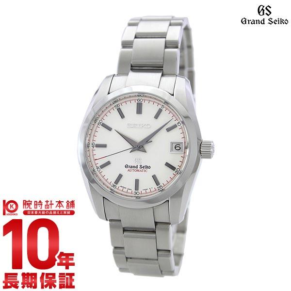 GRANDSEIKO [국내 정규품]세이코 그랜드 세이코 9 S메카니컬 100 m방수 기계식(자동감김) SBGR071 맨즈 손목시계 시계