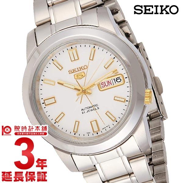 セイコー メンズ 腕時計 逆輸入 SEIKO5 [海外輸入品] セイコー5 逆輸入モデル 機械式(自動巻き) SNKK07K1 メンズ 腕時計 時計