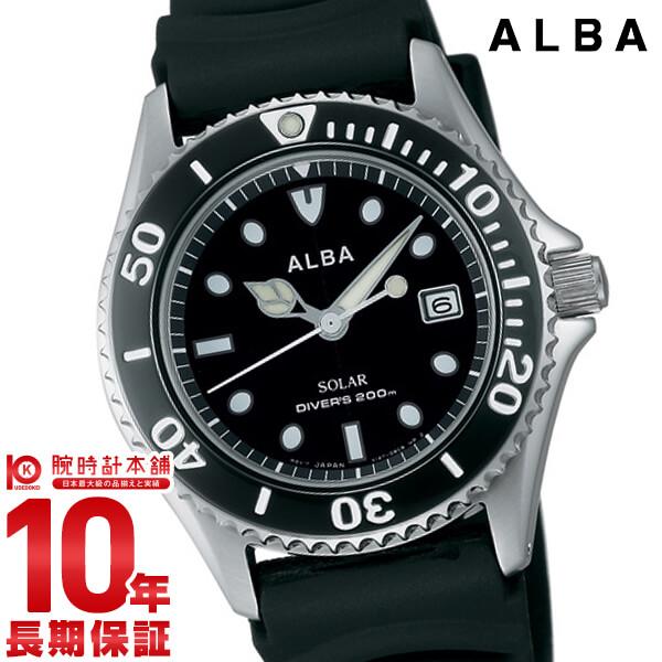 セイコー アルバ ALBA ソーラー 200m防水 AEFD530 [正規品] メンズ 腕時計 時計【あす楽】