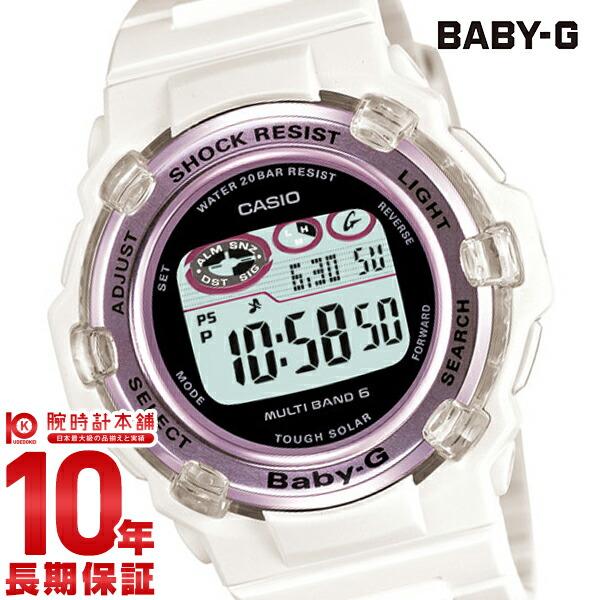 【先着限定最大3000円OFFクーポン!6日9:59まで】 カシオ ベビーG BABY-G トリッパー ソーラー電波 BGR-3003-7BJF [正規品] レディース 腕時計 時計(予約受付中)