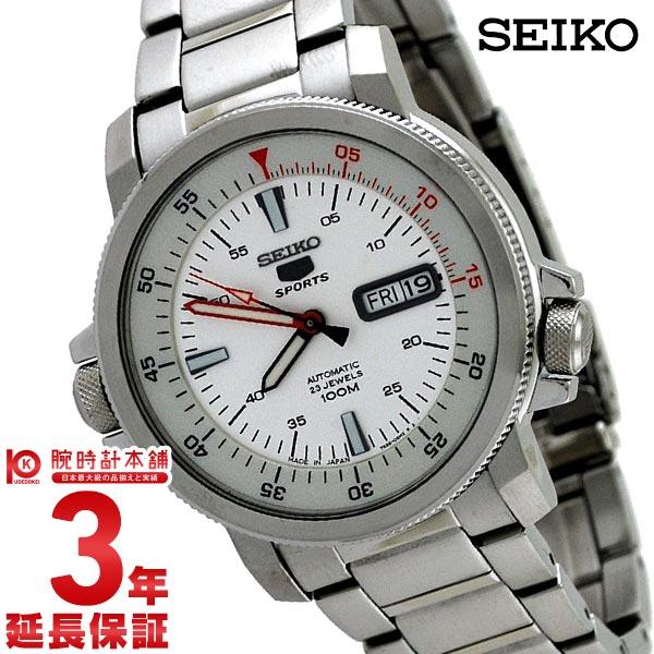 【保存版】 【2000円OFFクーポン&店内最大ポイント55倍!】 SEIKO5 [海外輸入品] セイコー5 逆輸入モデル 100m防水 機械式(自動巻き) SNZJ53J1 メンズ 腕時計 時計, おたに家 34382f9b