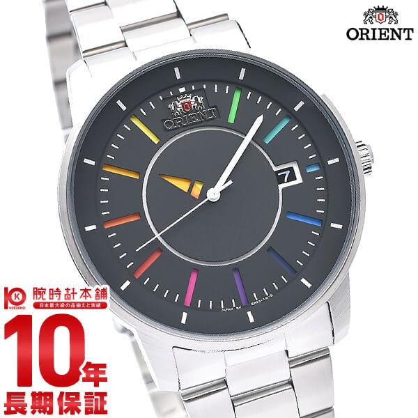 オリエント ORIENT スタイリッシュ&スマート ディスク レインボー 自動巻き WV0761ER [正規品] メンズ 腕時計 時計