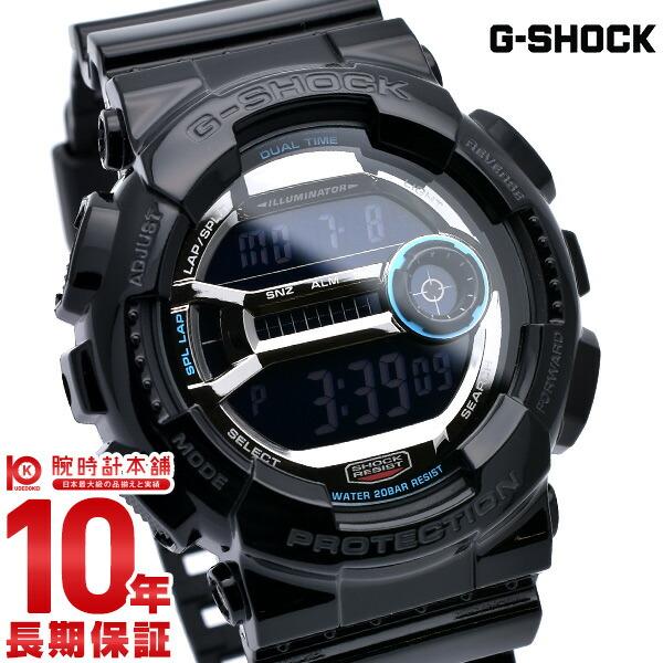 カシオ Gショック G-SHOCK L-SPEC Series エル・スペック・シリーズ GD-110-1JF [正規品] メンズ 腕時計 時計