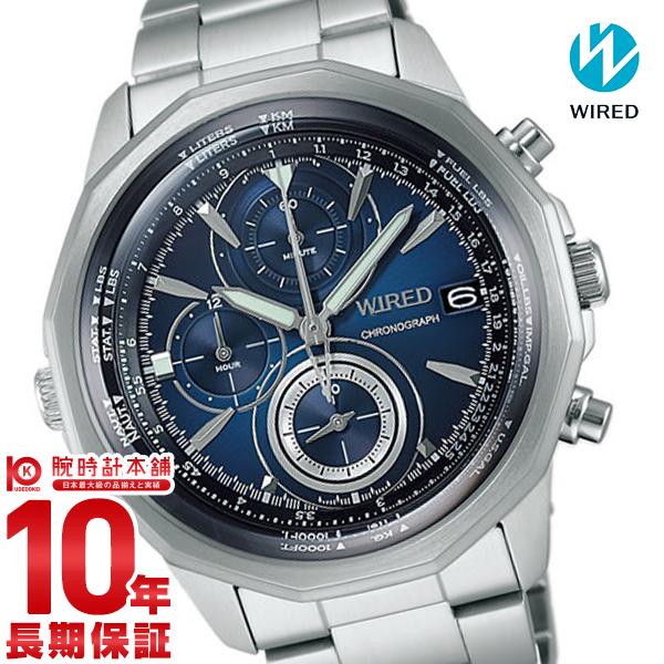 セイコー ワイアード WIRED ザ・ブルー AGAW419 [正規品] メンズ 腕時計 時計【あす楽】