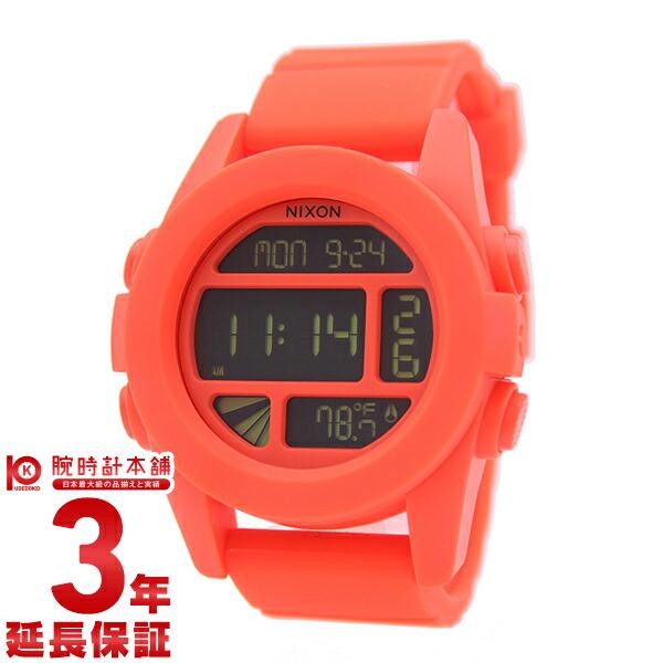 【先着限定最大3000円OFFクーポン!6日9:59まで】 NIXON [海外輸入品] ニクソン ユニット A1971156 メンズ&レディース 腕時計 時計