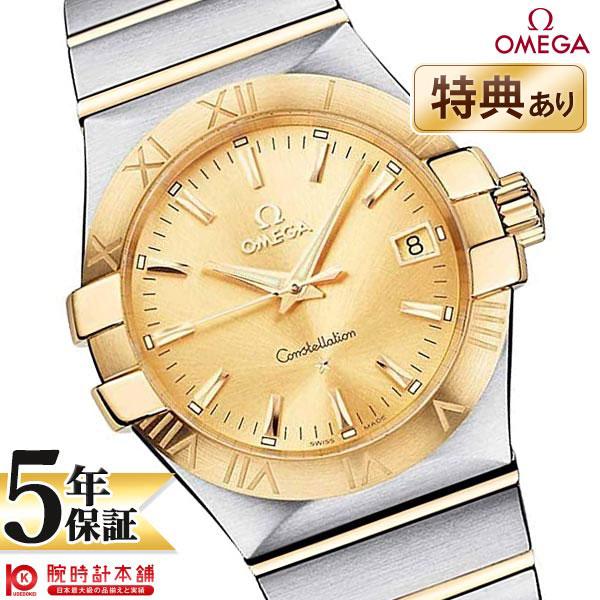 【エントリーでポイントアップ!11日1:59まで!】 OMEGA [海外輸入品] オメガ コンステレーション 123.20.35.60.08.001 メンズ 腕時計 時計 【dl】brand deal15