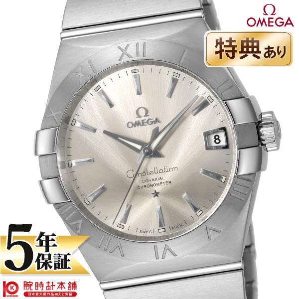 OMEGA [海外輸入品] オメガ コンステレーション 123.10.38.21.02.001 メンズ 腕時計 時計 【dl】brand deal15【あす楽】