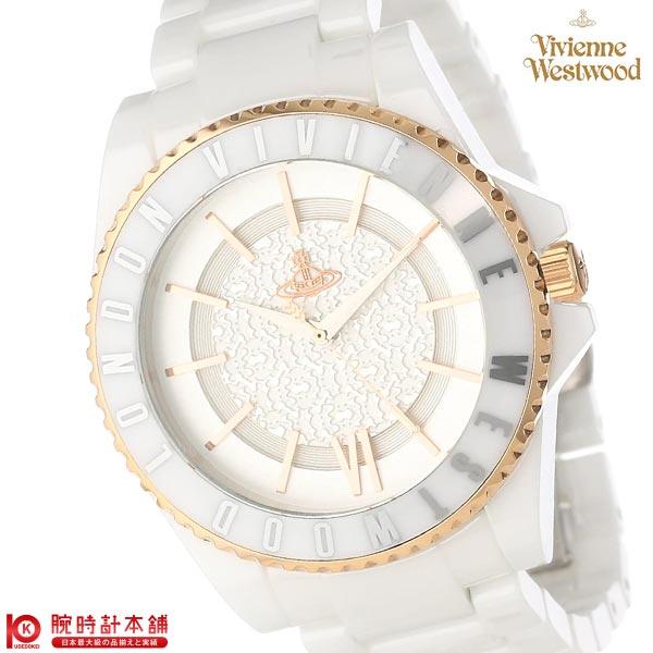 【11日は店内ポイント最大45倍!】【最大2000円OFFクーポン!16日1:59まで】[海外輸入品] ヴィヴィアン 時計 ヴィヴィアンウエストウッド スローン セラミック VV048RSWH メンズ&レディース 腕時計