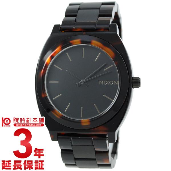 【先着限定最大3000円OFFクーポン!6日9:59まで】 NIXON [海外輸入品] ニクソン タイムテラー アセテート A3271061 メンズ&レディース 腕時計 時計