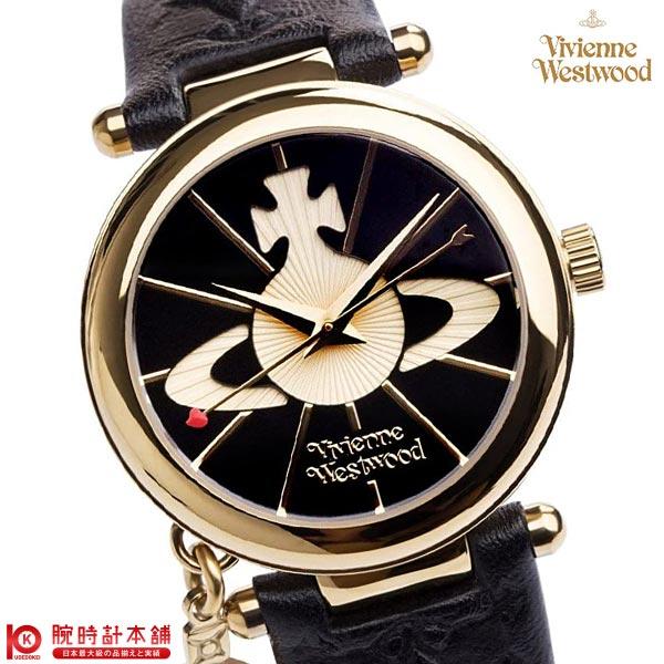 【先着限定最大3000円OFFクーポン!6日9:59まで】 [海外輸入品] ヴィヴィアン 時計 ヴィヴィアンウエストウッド 腕時計 オーブ VV006BKGD レディース 腕時計