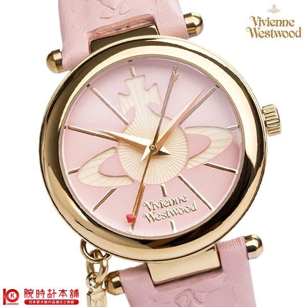 [海外輸入品] ヴィヴィアン 時計 ヴィヴィアンウエストウッド 腕時計 オーブ VV006PKPK レディース 腕時計