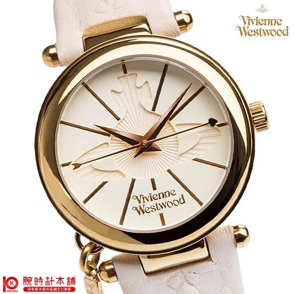 【先着限定最大3000円OFFクーポン!6日9:59まで】 [海外輸入品] ヴィヴィアン 時計 ヴィヴィアンウエストウッド 腕時計 オーブ VV006WHWH レディース 腕時計