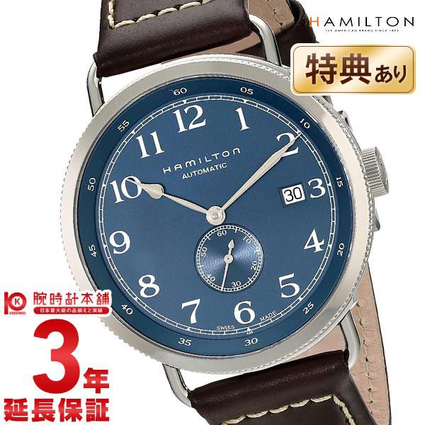 HAMILTON [海外輸入品] ハミルトン 腕時計 カーキ ネイビーパイオニア H78455543 メンズ 時計