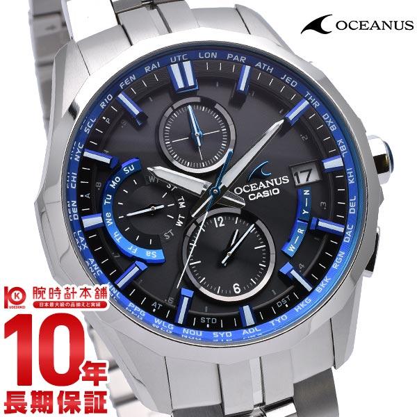 カシオ オシアナス OCEANUS オシアナス OCW-S3000-1AJF [正規品] メンズ 腕時計 時計【24回金利0%】【あす楽】