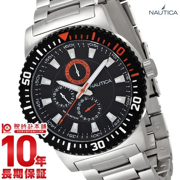 NAUTICA [国内正規品] ノーティカ NST16 MULTI A18680G メンズ 腕時計 時計