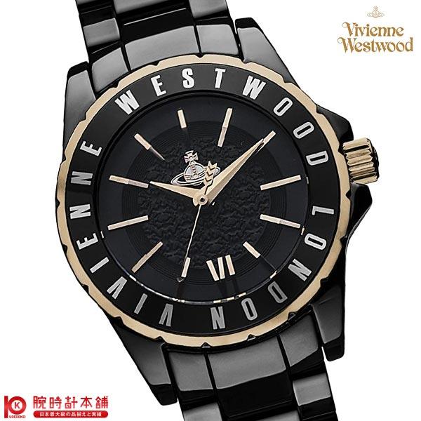 【先着限定最大3000円OFFクーポン!6日9:59まで】 [海外輸入品] ヴィヴィアン 時計 ヴィヴィアンウエストウッド VV088RSBK レディース 腕時計