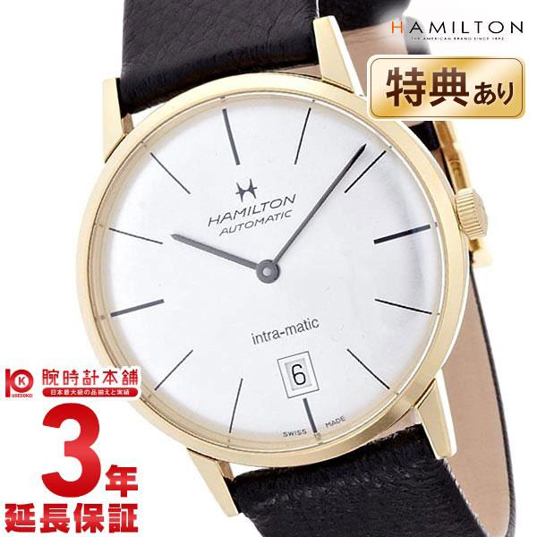 HAMILTON [海外輸入品] ハミルトン 腕時計 イントラマティック H38475751 メンズ 時計