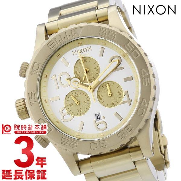 【先着限定最大3000円OFFクーポン!6日9:59まで】 NIXON [海外輸入品] ニクソン THE42-20 A0371219 レディース 腕時計 時計 【dl】brand deal15