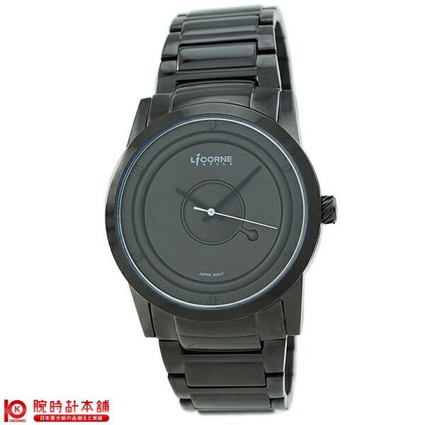 リカーンスタイル LICORNESTYLE 腕時計本舗限定モデル KICOENWA/QWATCH LI027MBBI [正規品] メンズ 腕時計 時計【あす楽】