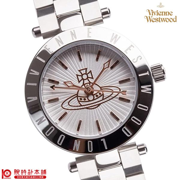 【先着限定最大3000円OFFクーポン!6日9:59まで】 [海外輸入品] ヴィヴィアン 時計 ヴィヴィアンウエストウッド VV092SL レディース 腕時計