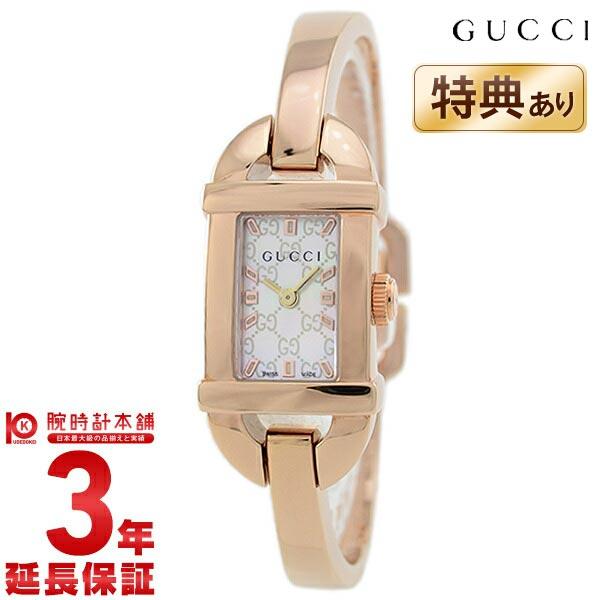【エントリーでポイントアップ!11日1:59まで!】 GUCCI [海外輸入品] グッチ YA068584 レディース 腕時計 時計