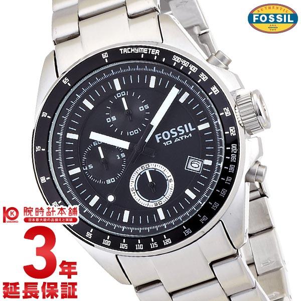 FOSSIL [海外輸入品] フォッシル 腕時計 デッカー CH2600 メンズ 腕時計 時計