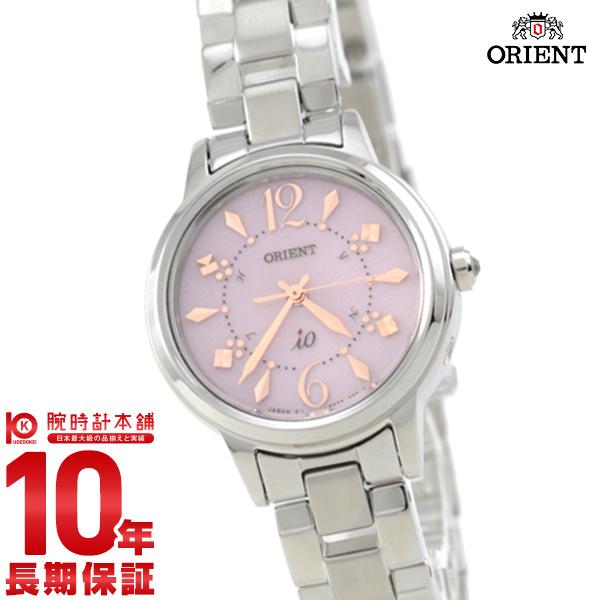 オリエント ORIENT イオ スイートジュエリーボックス ソーラー電波 WI0011SD [正規品] レディース 腕時計 時計