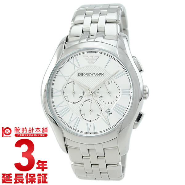 EMPORIOARMANI [海外輸入品] エンポリオアルマーニ バレンテクロノグラフコレクション クロノグラフ AR1702 メンズ 腕時計 時計