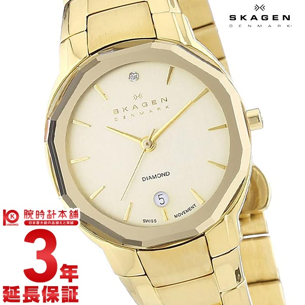 【先着限定最大3000円OFFクーポン!6日9:59まで】 SKAGEN [海外輸入品] スカーゲン レディース 822SGXG 腕時計 時計