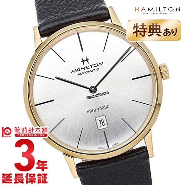 HAMILTON [海外輸入品] ハミルトン 腕時計 イントラマティック H38735751 メンズ 時計