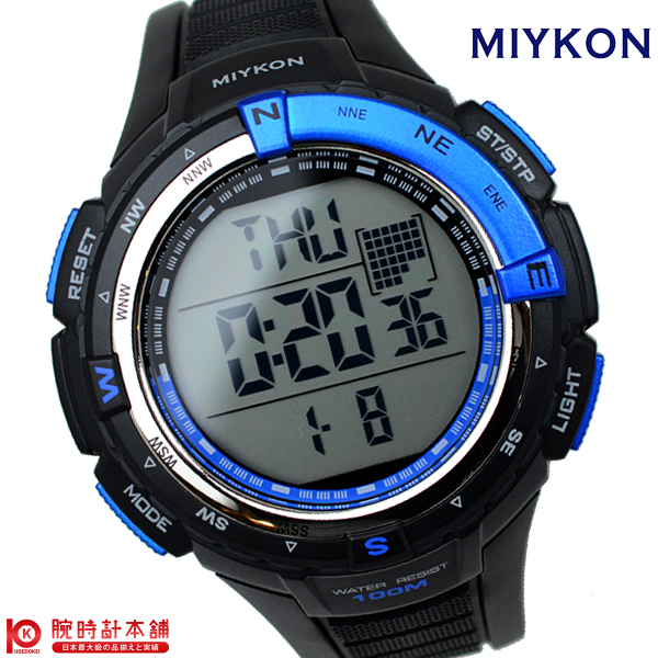 MIYKON [국내 정규품]미 안녕 A3534D9361 맨즈 손목시계 시계