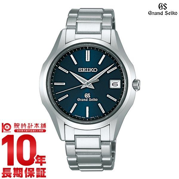 GRANDSEIKO [국내 정규품]세이코 그랜드 세이코 9 F쿼츠 100 m방수 SBGV017 맨즈 손목시계 시계