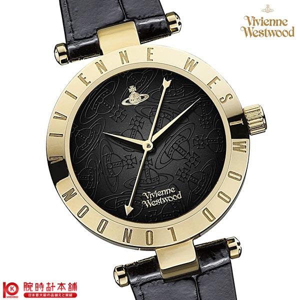 【先着限定最大3000円OFFクーポン!6日9:59まで】 [海外輸入品] ヴィヴィアン 時計 ヴィヴィアンウエストウッド VV092BKBK レディース 腕時計