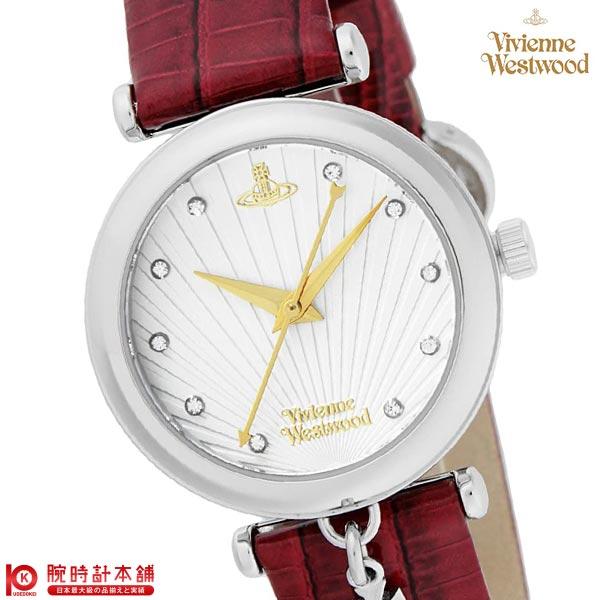 【先着限定最大3000円OFFクーポン!6日9:59まで】 [海外輸入品] ヴィヴィアン 時計 ヴィヴィアンウエストウッド 腕時計 VV108WHRD レディース 腕時計
