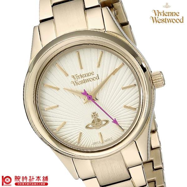 【先着限定最大3000円OFFクーポン!6日9:59まで】 [海外輸入品] ヴィヴィアン 時計 ヴィヴィアンウエストウッド 腕時計 ホロウェイ VV111GD レディース 腕時計