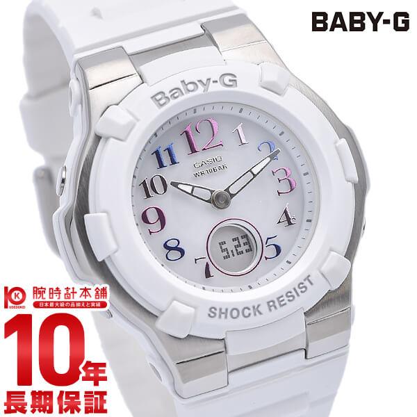 【先着限定最大3000円OFFクーポン!6日9:59まで】 カシオ ベビーG BABY-G トリッパー 電波ソーラー BGA-1100GR-7BJF [正規品] レディース 腕時計 時計