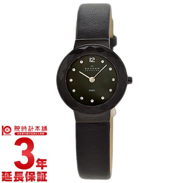 SKAGEN [해외 수입품]스카겐 456 SBLB 레이디스 손목시계 시계