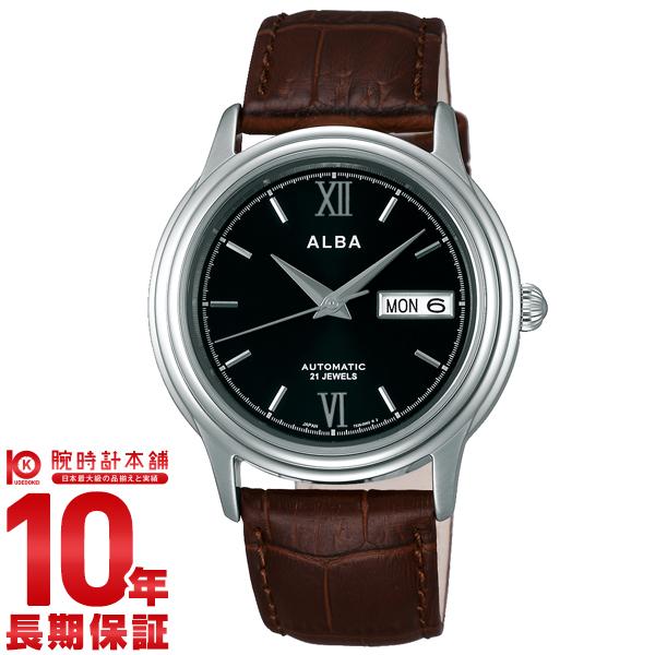 ALBA [국내 정규품]세이코아르바 기계식(자동감김) AQHA004 맨즈 손목시계 시계