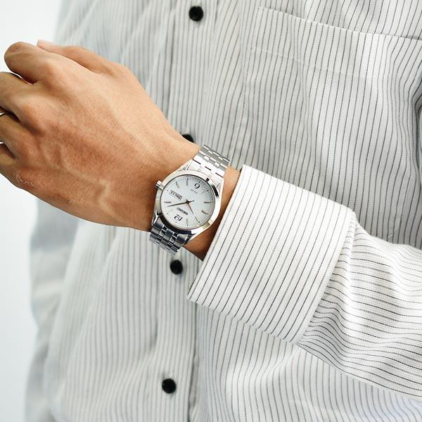 SPIRIT [국내 정규품]세이코 스피릿 크로노그래프 솔러 SBPX079 맨즈 손목시계 시계