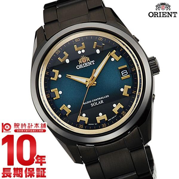 ORIENT东方Neo70's新七十太阳能电波绿色WV0051SE[正规的物品]人手表钟表