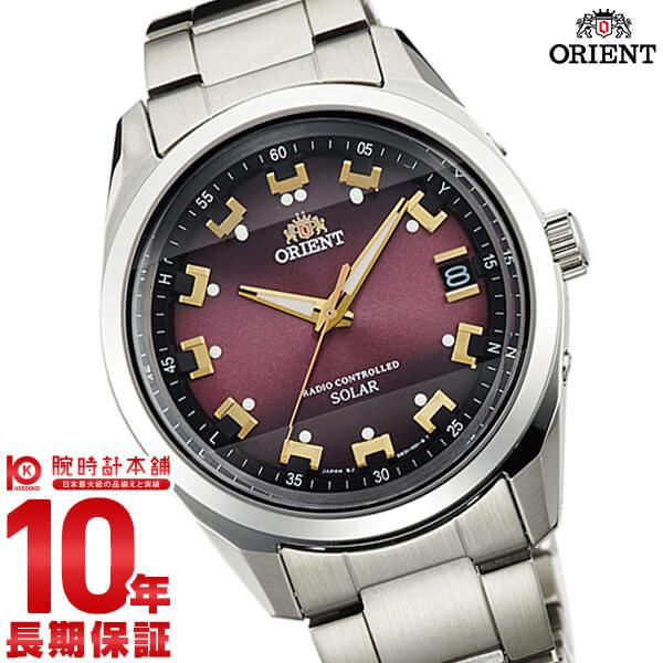 オリエント ORIENT Neo70's ネオセブンティーズ ソーラー電波 レッド WV0081SE [正規品] メンズ 腕時計 時計