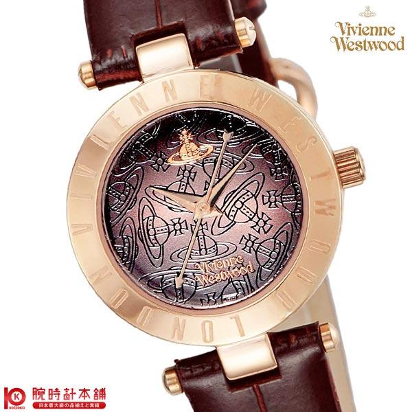 【29日23:59まで店内ポイント最大37倍!】ヴィヴィアン 時計 ヴィヴィアンウエストウッド VV092BRBR [輸入品] レディース 腕時計