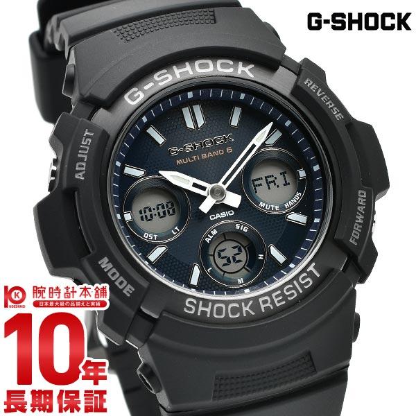 カシオ Gショック G-SHOCK ソーラー電波 AWG-M100SB-2AJF [正規品] メンズ 腕時計 時計(予約受付中)