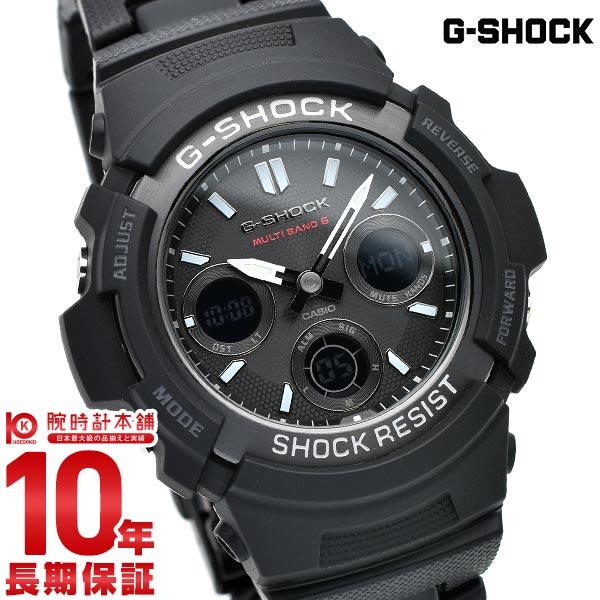 カシオ Gショック G-SHOCK ソーラー電波 AWG-M100SBC-1AJF [正規品] メンズ 腕時計 時計(予約受付中)