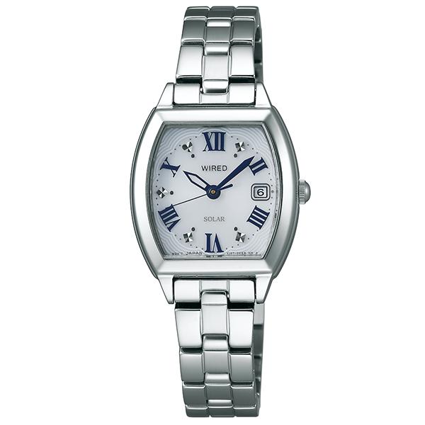 セイコー ワイアードエフ WIREDf ソーラー AGED075 [正規品] レディース 腕時計 時計【あす楽】